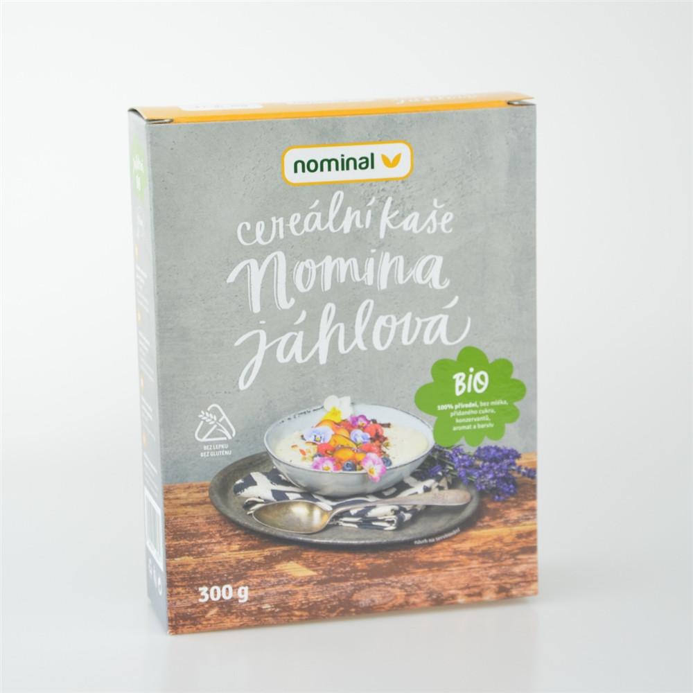 Nomina - jáhlová kaše BIO - Nominal 300g