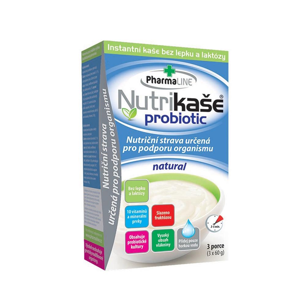 Nutrikaše probiotic natural - Mogador 3x60g