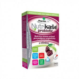 Nutrikaše probiotic s višněmi - Mogador 3x60g