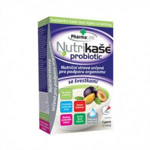Nutrikaše probiotic se švestkami - Mogador 3x60g