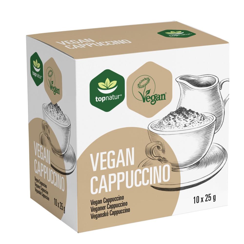 Vegan Cappuccino - Topnatur 10x25g