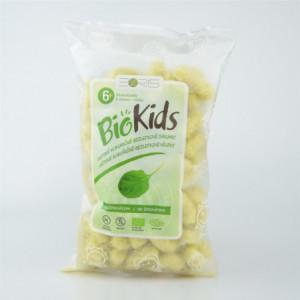 Dětské bezlepkové křupky se špenátem BIO - BioKids 55g