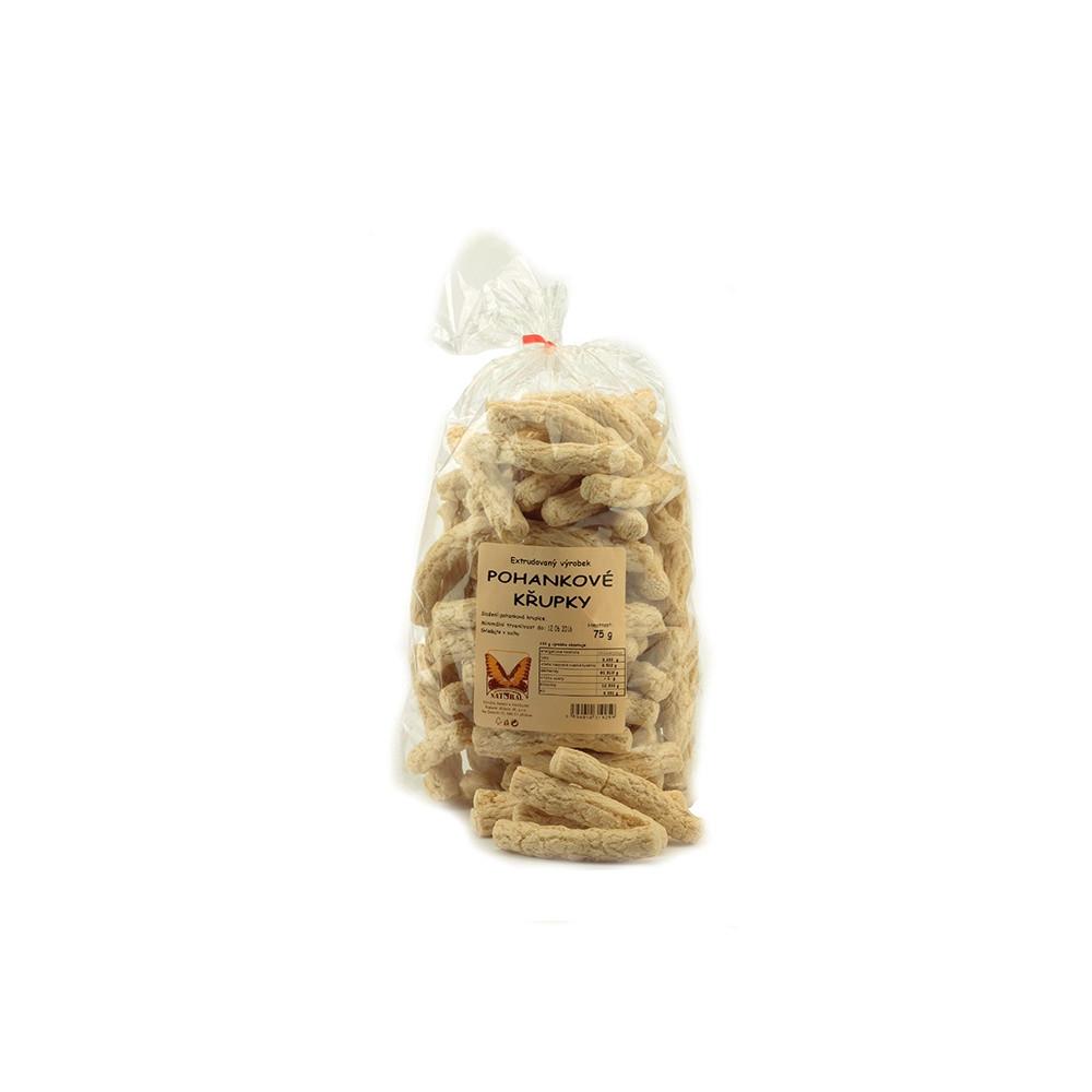 Křupky pohankové bez lepku - Natural 75g