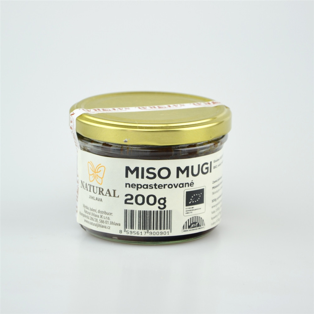 Miso mugi ječné BIO - Natural 200g