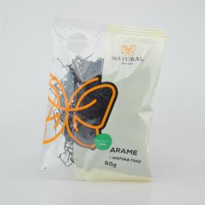 Mořské řasy Arame - Natural 50g