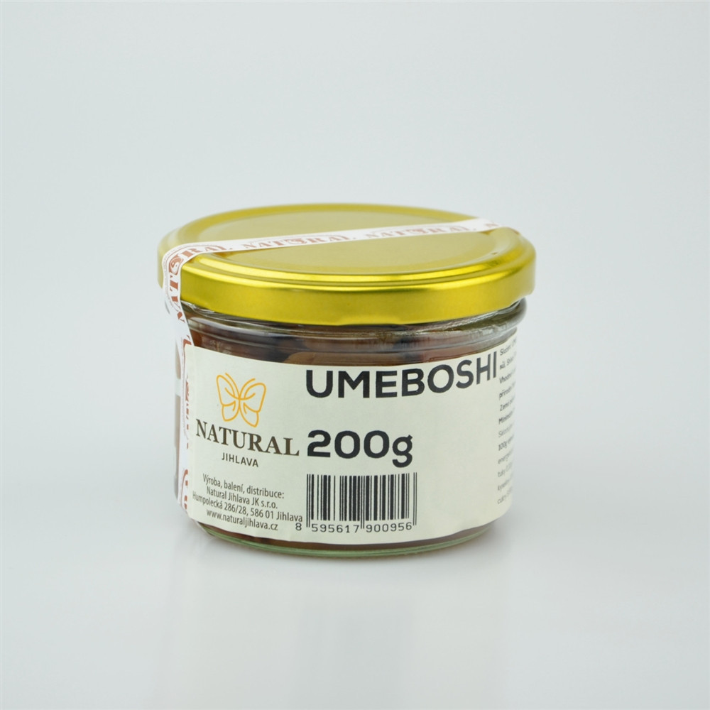 Umeboshi - Natural 200g