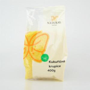 Krupice kukuřičná - Natural 400g
