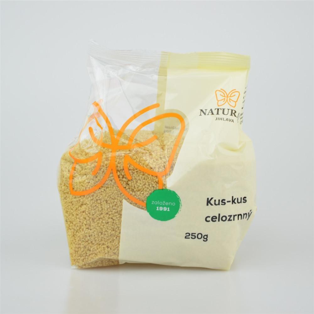 Kus - kus celozrnný - Natural 250g