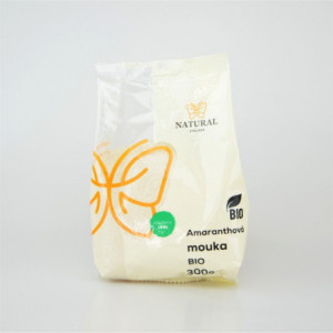 Mouka amaranthová BIO - Natural 300g