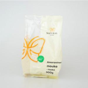Mouka amaranthová hladká - Natural 300g