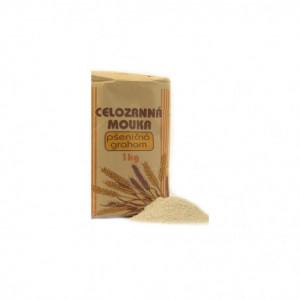 Mouka celozrnná pšeničná graham - Natural 1000g