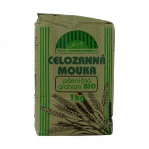 Mouka celozrnná pšeničná graham BIO - Natural 1000g