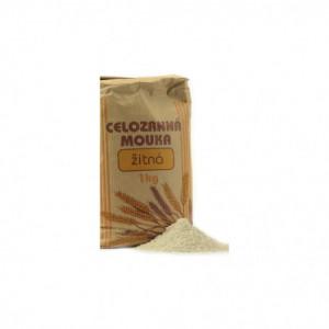Mouka celozrnná žitná - Natural 1000g