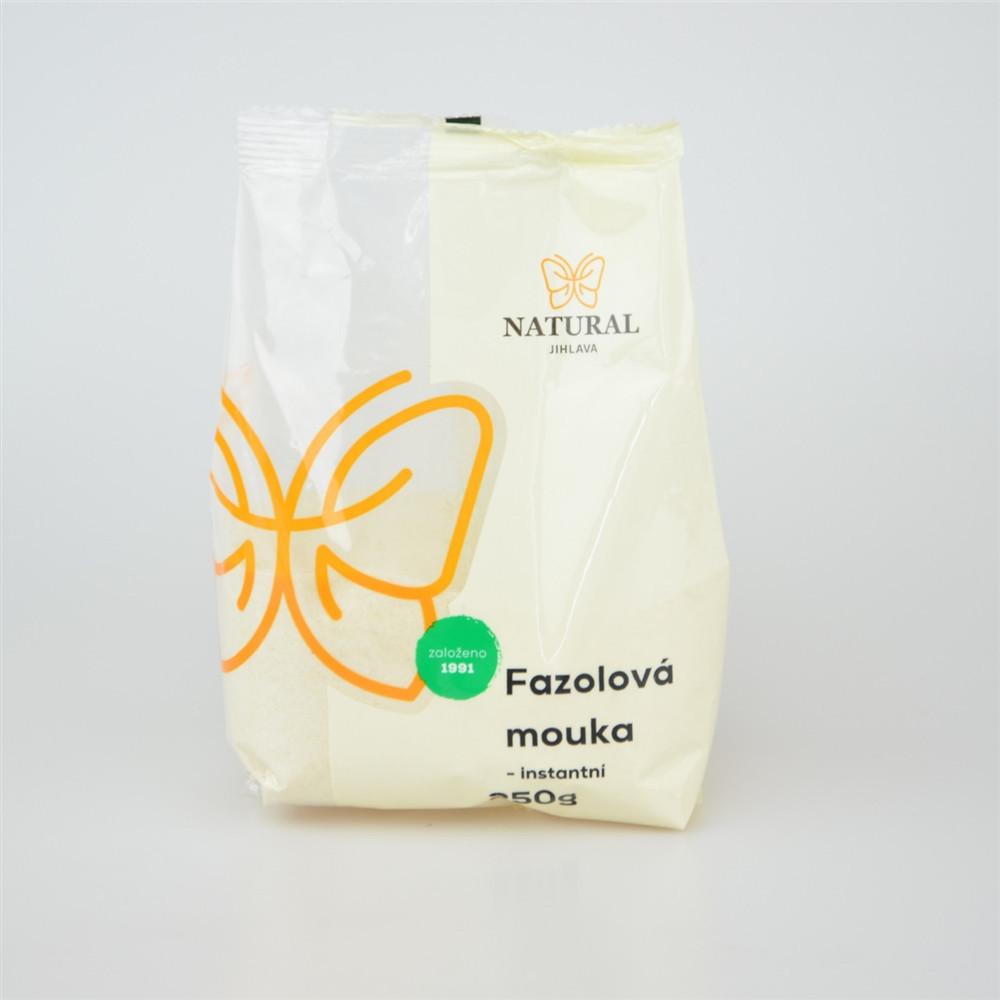 Mouka fazolová instantní - Natural 250g