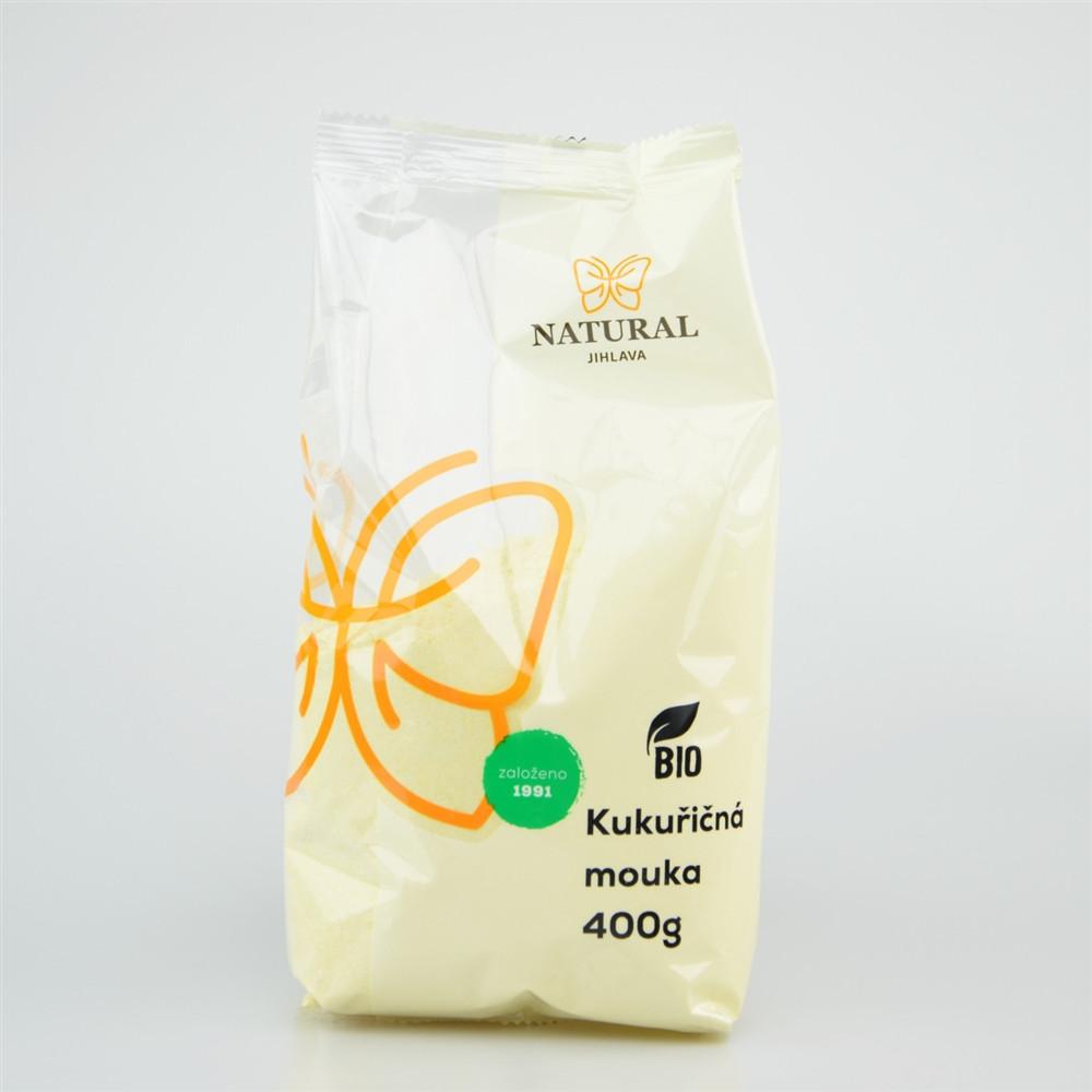 Mouka kukuřičná BIO - Natural 400g