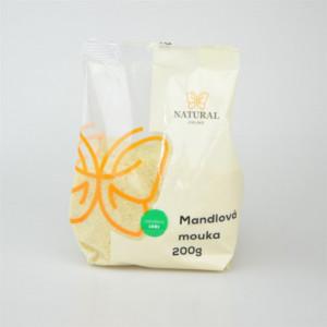Mouka mandlová jemně mletá - Natural 200g