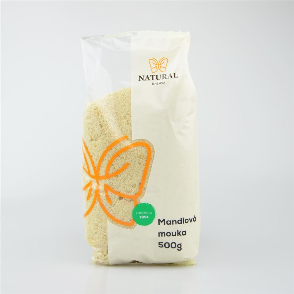 Mouka mandlová jemně mletá - Natural 500g