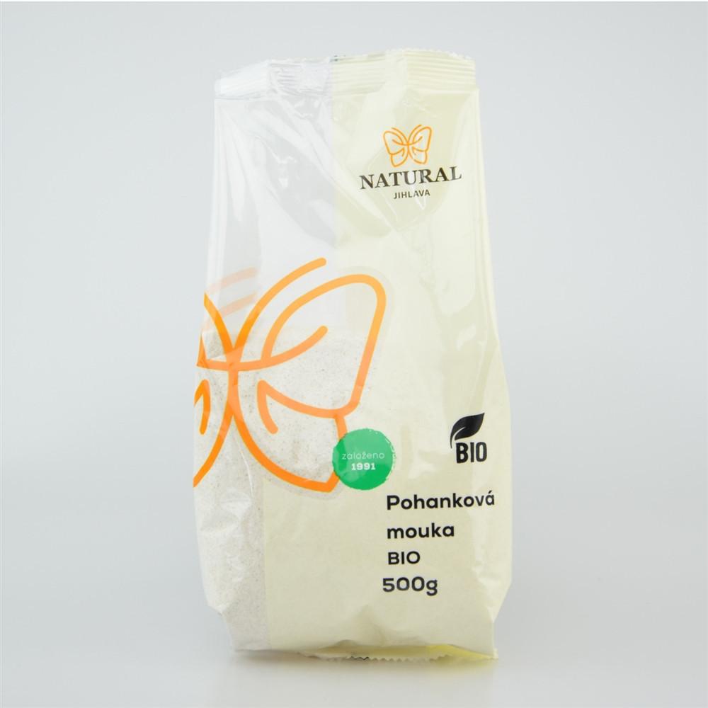 Mouka pohanková BIO - Natural 500g