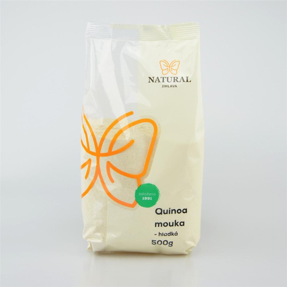 Mouka quinoa hladká - Natural 500g