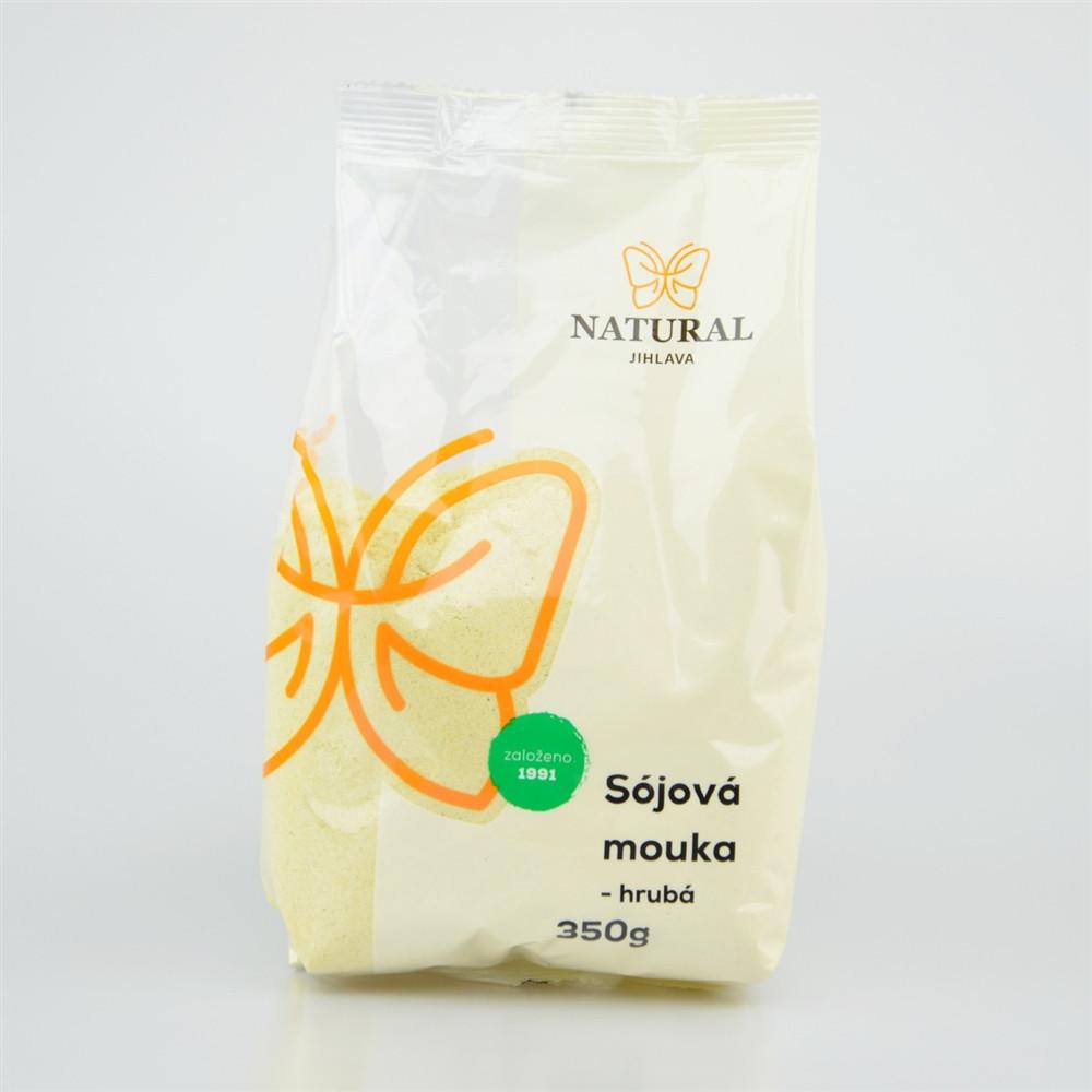 Mouka sójová hrubá - Natural 350g