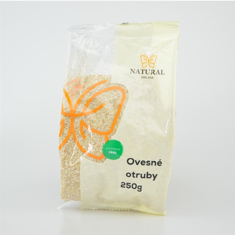 Otruby ovesné - Natural 250g