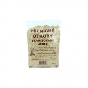 Otruby pšeničné - termizované jedlé - Evit 200g