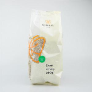 Otruby žitné - Natural 250g