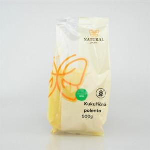 Polenta kukuřičná instatní - Natural 500g