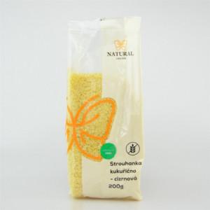 Strouhanka kukuřično - cizrnová - Natural 200g