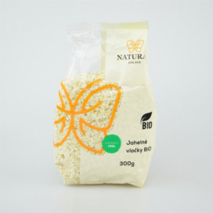 Vločky jáhlové BIO - Natural 300g