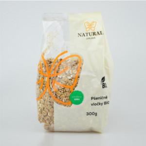 Vločky pšeničné BIO - Natural 300g