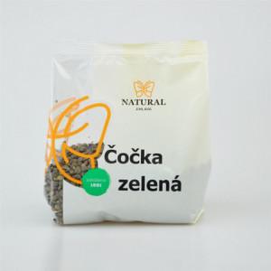 Čočka zelená - Natural 200g