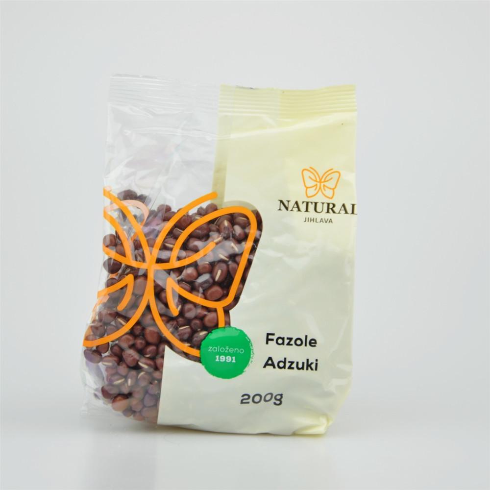 Fazole adzuki - Natural 200g