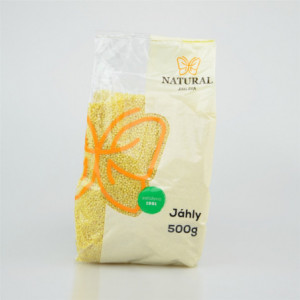 Jáhly - Natural 500g