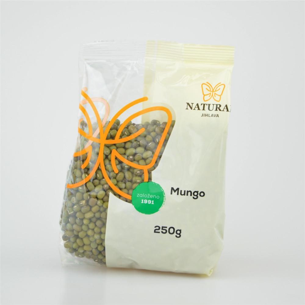 Mungo - zelená soja - Natural 250g