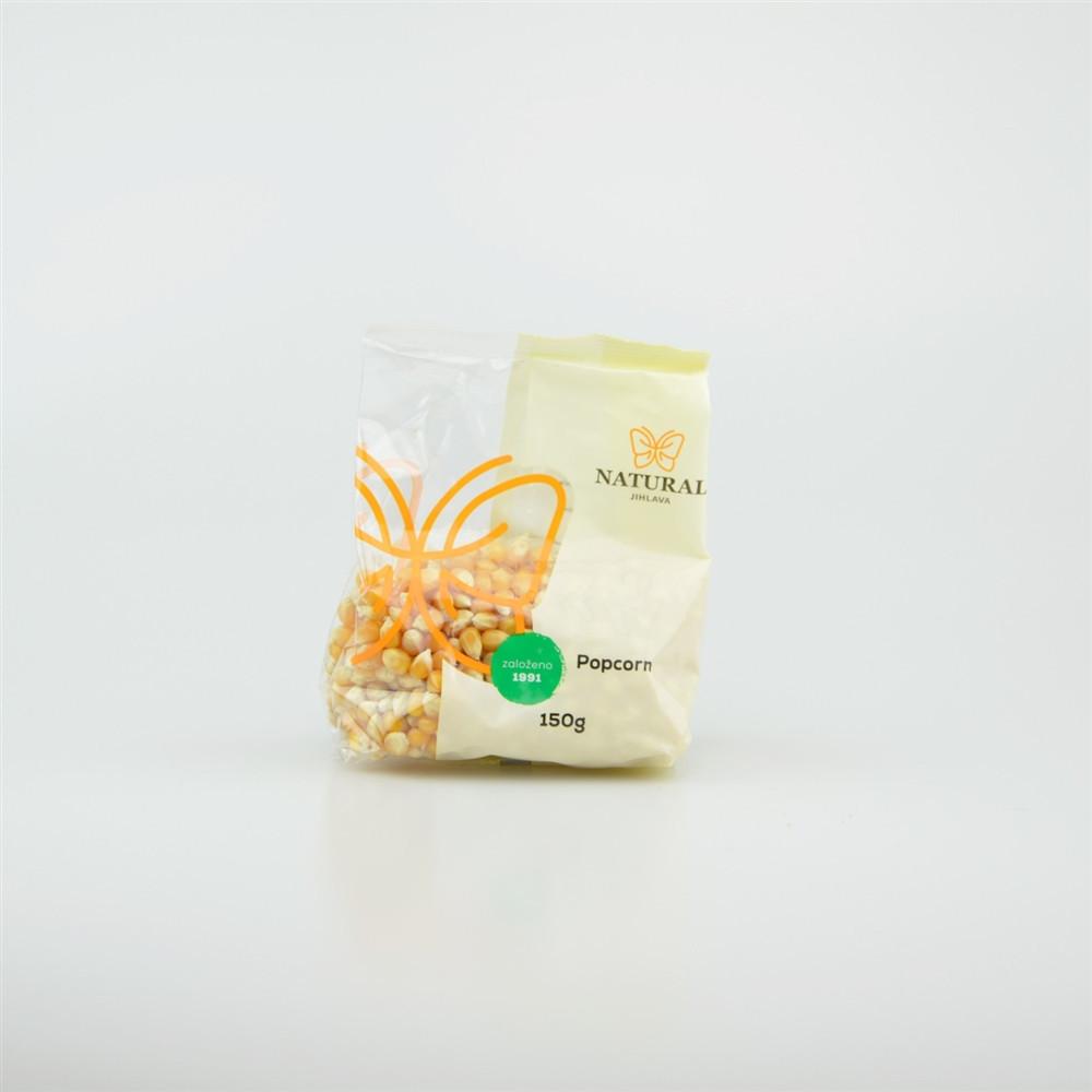 Popcorn - Natural 150g