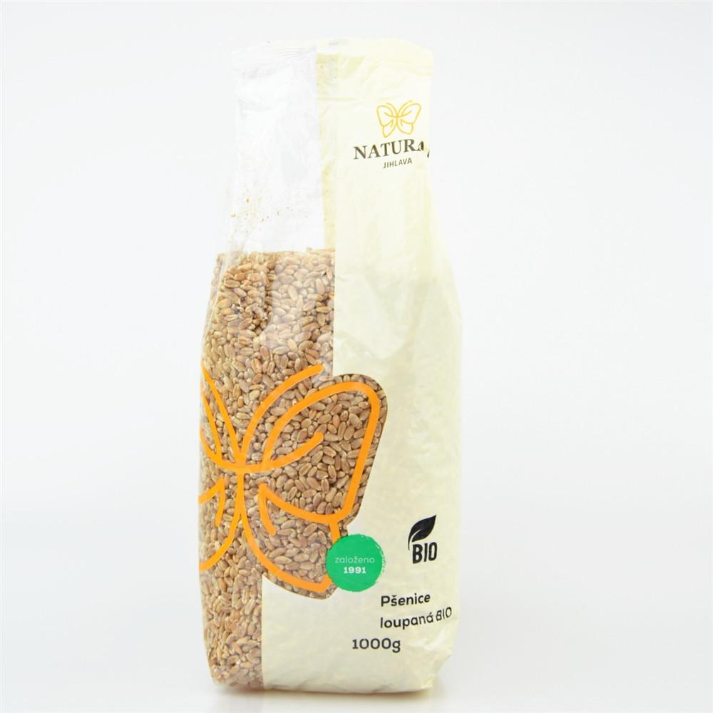 Pšenice loupaná BIO - Natural 1000g