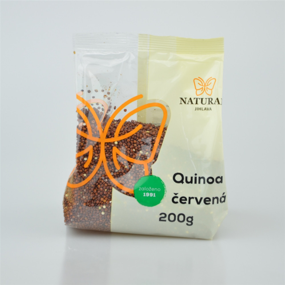 Quinoa červená - Natural 200g