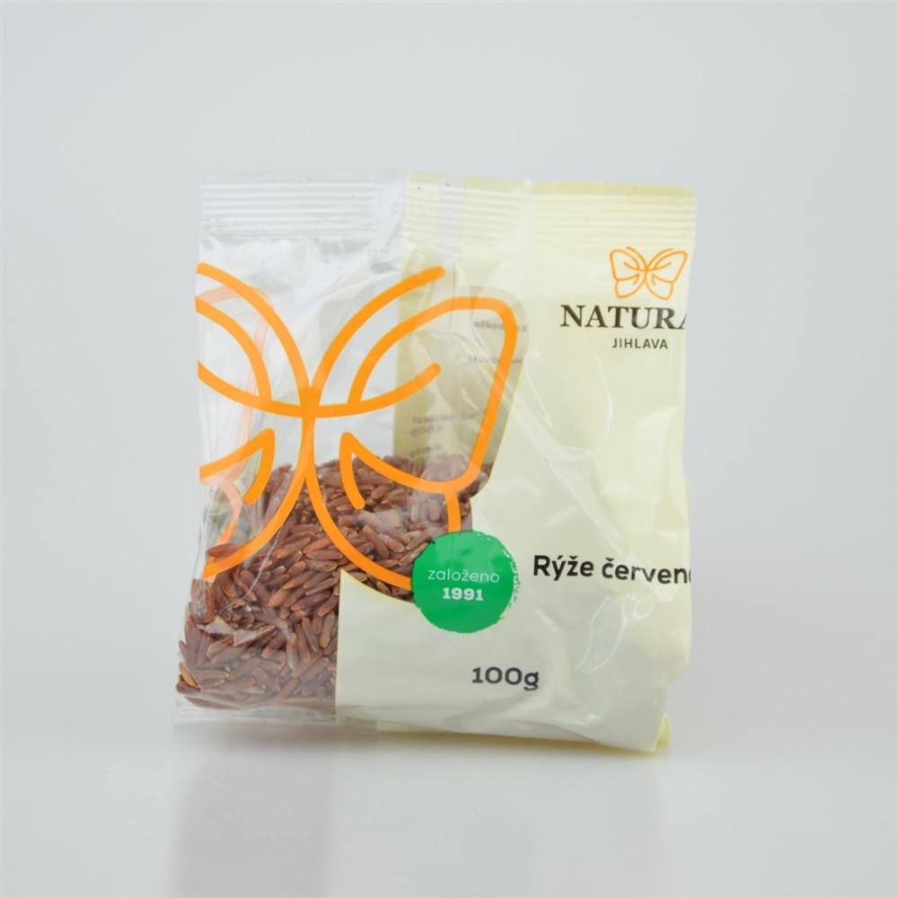 Rýže červená - Natural 100g