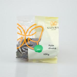Rýže divoká - Natural 100g
