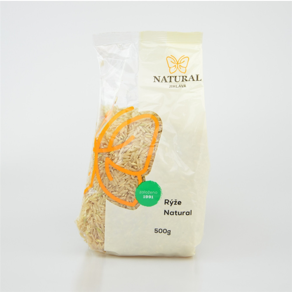 Rýže natural - Natural 500g
