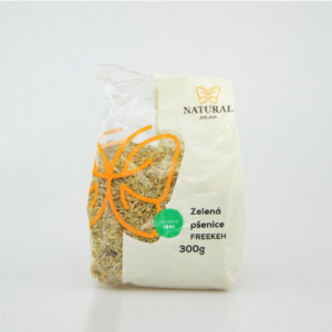 Zelená pšenice freekeh - Natural 300g