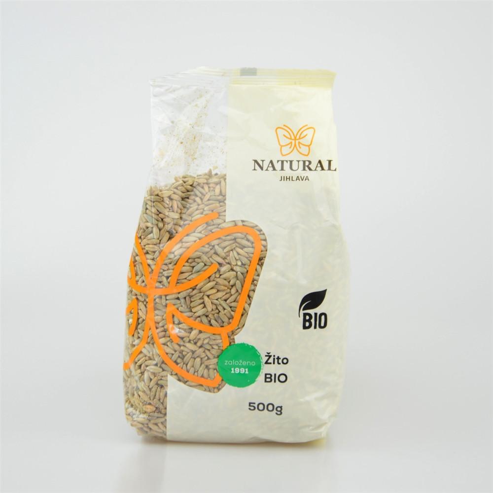 Žito BIO - Natural 500g