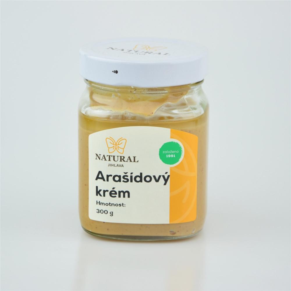 Arašídový krém - Natural 300g