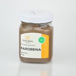 Karobena - karobový krém - Natural 320g