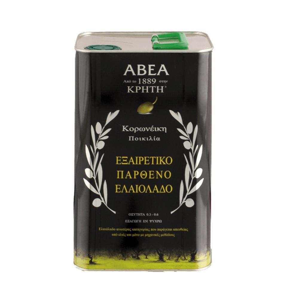 Olivový olej extra panenský (Koroneiki - Kréta) - ABEA 5l