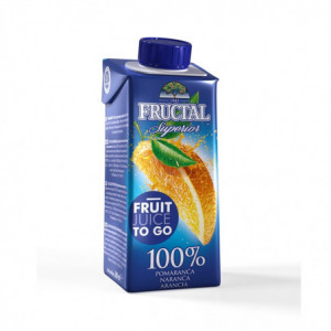 100% pomerančová šťáva - Fructal 200ml