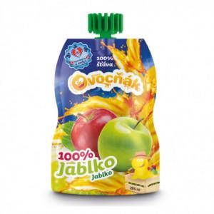 100% šťáva Ovocňák jablko 200ml