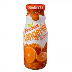 100% šťáva z čerstvého ovoce - mandarinka - Frutex 200ml