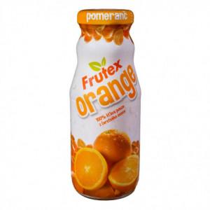 100% šťáva z čerstvého ovoce - pomeranč - Frutex 200ml Akce sleva 20%
